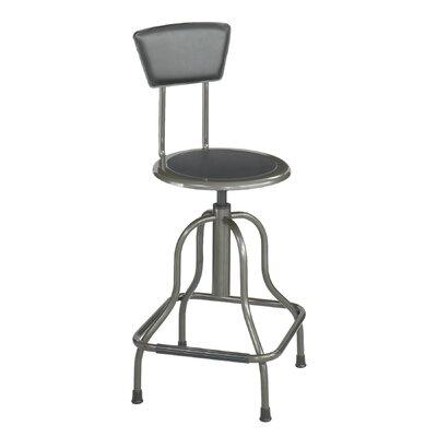 Diesel Series Low-Back Drafting Chair