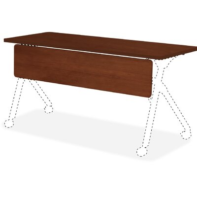 Tango Laminate Training Table Top Finish: Cherry
