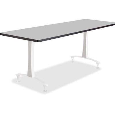 Rumba Training Table Top Size: 1.5 H x 74.5 W x 59 D