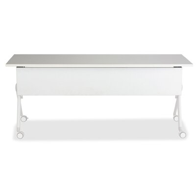 Tango Training Table Base Finish: White