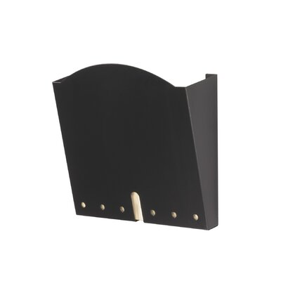 Hippa-Compliant Wall Pocket, Letter