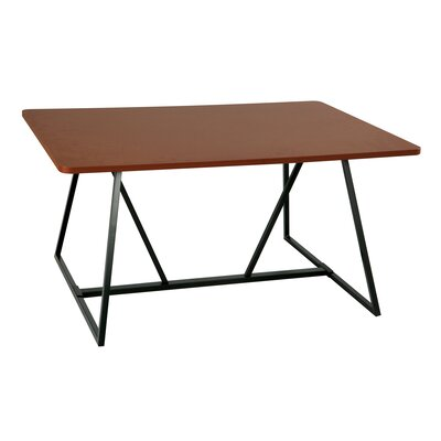 Poplin Sitting Height Teaming Drafting Table 20144 Product Image