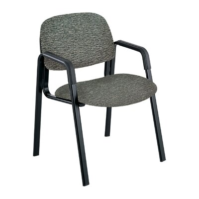 Cava Urth Guest Chair Color: Gray, Frame Type: Straight Leg