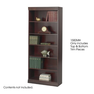 Trim Kit for 30 WorkSpace Veneer Baby Bookcase Finish: Mahogany