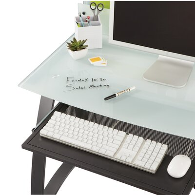 2 H x 21.25 W Desk Keyboard Tray