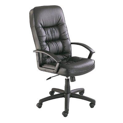 Serenity Leather Executive Chair 3470BL