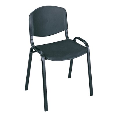 Contour Guest Chair Seat Finish: Black