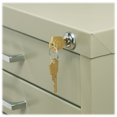 5-Drawer Lock Kit