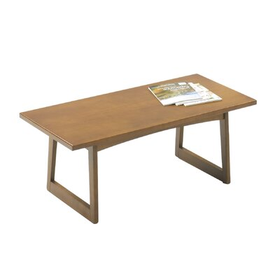 Urbane Coffee Table Color: Medium Oak