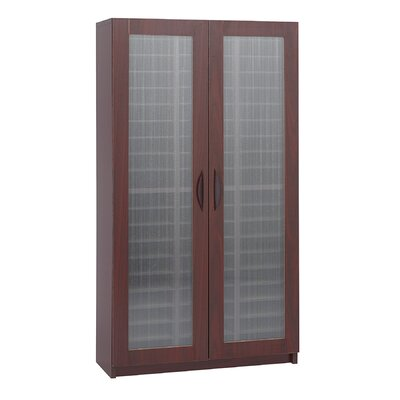 Adjustable Armoire Finish: Mahogany