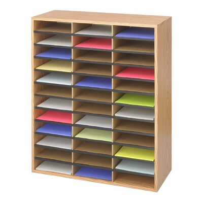 Large Corrugated Literature Organizer