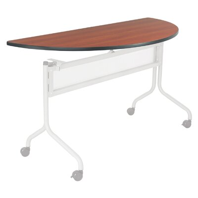 48 W Training Table Tabletop Finish: Cherry