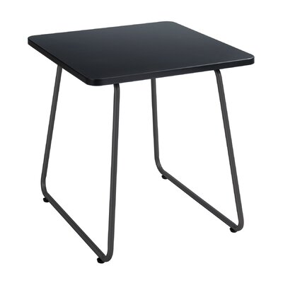 Anywhere End Table Color: Black