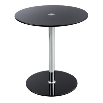 Pedestal Plant Stand Color: Black