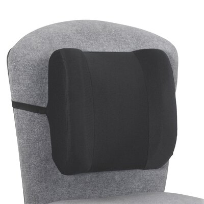 Remedase High Profile Back Rest with Strap