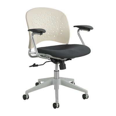 R? Series Mid-Back Task Chair Seat Back Color: Latte Product Photo 307