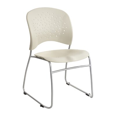 Reve Guest Chair (Set of 2) Color: Latte