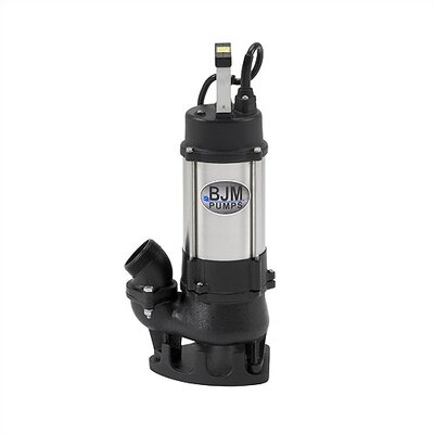 "2"" 0.5 HP Submersible Solids Handling Pump Voltage: 230"