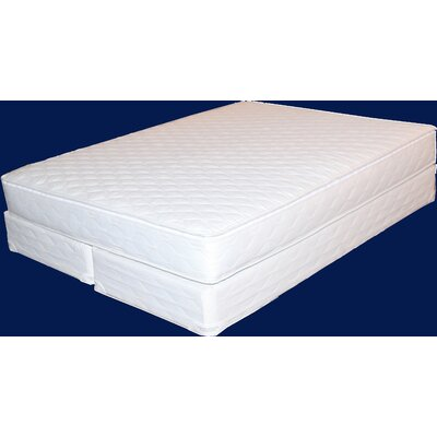 Laurel Waterbed Mattress Top Size: Queen