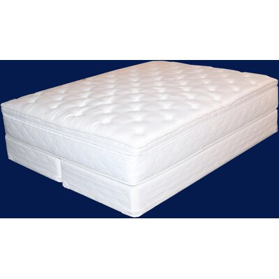 Hialeah Waterbed Mattress Top Size: King