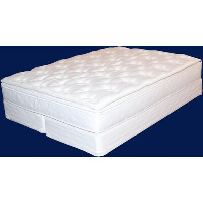 Hollywood Waterbed Mattress Top Size: King