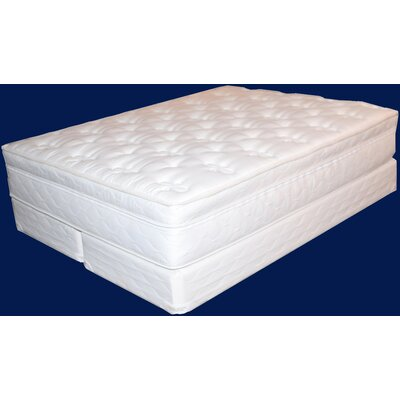 Santa Anita Waterbed Mattress Top Size: Twin