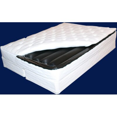 Waveless Waterbed Bladder Kit Size: California King
