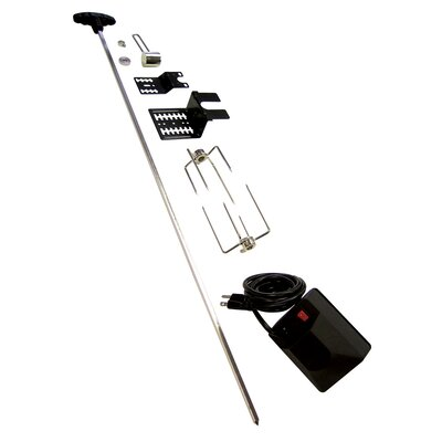 Universal Heavy Duty Rotisserie Kit 60090