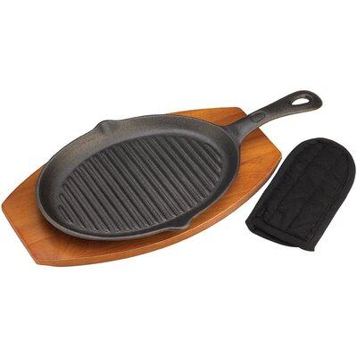 Fajita Pan with Handle Cover