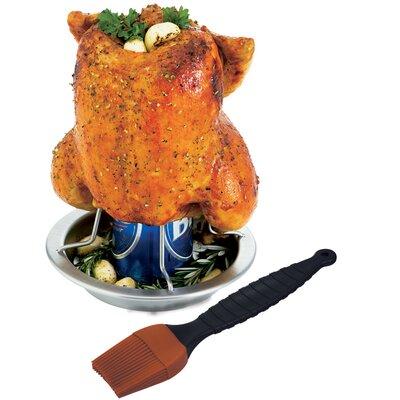 """Grill Pro 7.5"""" Chicken Roaster 41333"""