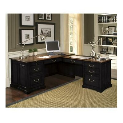 Bridgeport Executive Desk Product Photo