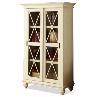 Coventry 66 Bookcase Finish: Two Tone Product Picture 26