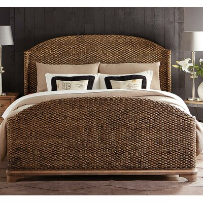 Sherborne Woven Bed Rails Size: California King
