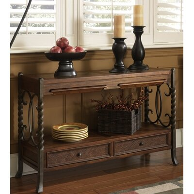 Cheap Riverside Furniture Medley Console Table in Camden (RVF2907)