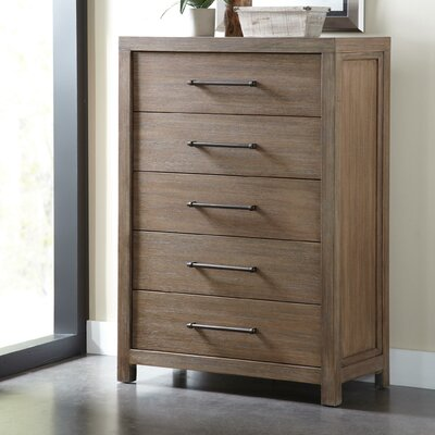Lyons 5 Drawer Lingerie Chest