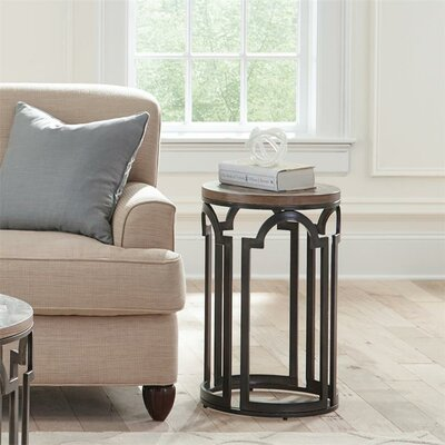 Putman Round End Table