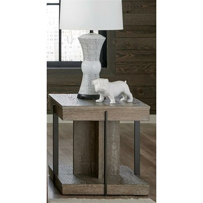 Mccomb Rectangular End Table