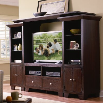 Pier Furniture on Riverside Furniture Lifestyles 48  Tv Stand Entertainment Center With