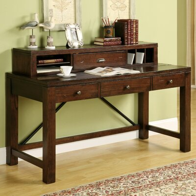 Castlewood Writing Desk with Hutch Product Picture 26
