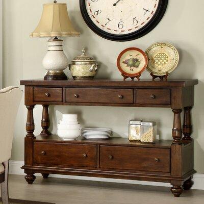 Cheap Riverside Furniture Newburgh Server in Antique Ginger (RVF4892)