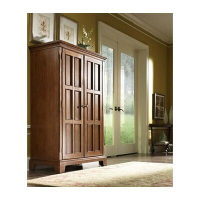 Riverside Furniture Bridgeport Armoire Desk | Wayfair