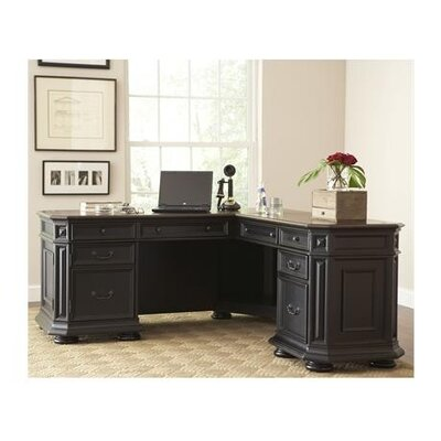 Allegro L Shaped Executive Desk Product Image 283