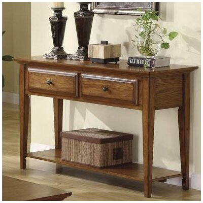 Oak Ridge Console Table