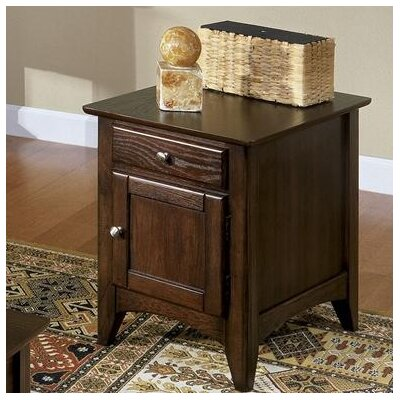Keyser End Table