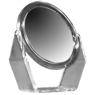 "10.75"" H x 9.5"" W Vanity Mirror"