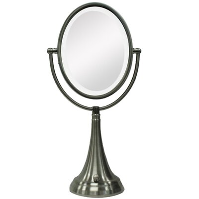 Zadro Oval Vanity Mirror with LED Surround Light at Sears.com