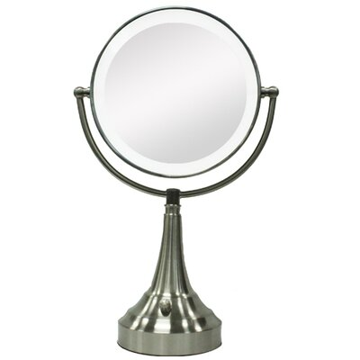 Zadro Round Vanity Mirror with LED Surround Light at Sears.com