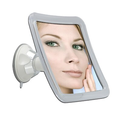 Z'Swivel 10X Magnification Wall Mount Mirror PSC210
