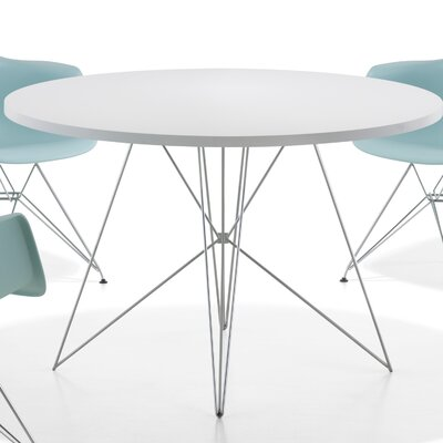 Tavolo XZ3 Table Top Finish White Leg Finish White