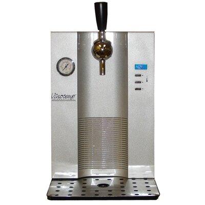 Single Tap Freestanding Kegerator VT-BD